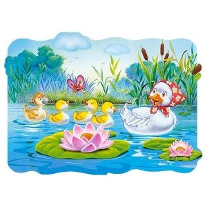 Puzzle 20 pièces maxi : Le vilain petit canard CASTORLAND