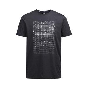 T-shirt z okrągłym dekoltem i krótkim rękawem JACK AND JONES TECH