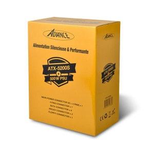 Alimentation PC Advance ATX-5200S 500 W DEVOLO