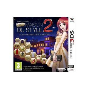 La Nouvelle Maison du Style 2 : Les Reines de la Mode 3DS NINTENDO