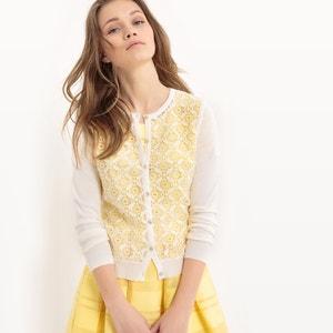 Casaco de mangas compridas, algodão MADEMOISELLE R