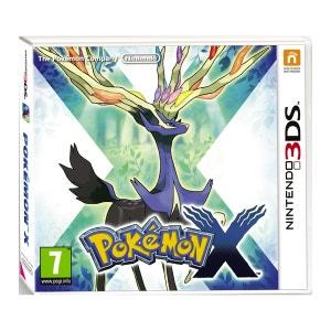 Pokémon X 3DS NINTENDO