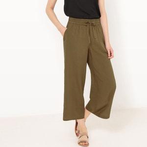 Pantaloni fluidi 7/8 La Redoute Collections