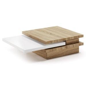 Table Basse Kiu, bois et MDF et mélamine KAVEHOME