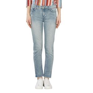 Jeans suaves efeito fato de treino ESPRIT