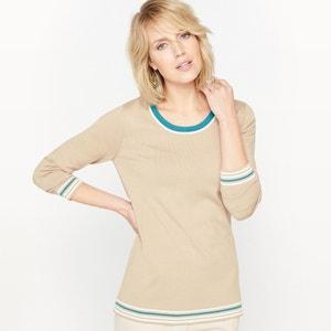 Jersey de algodón y modal ANNE WEYBURN
