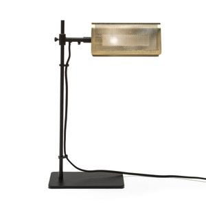 Staanlamp in geperforeerd metaal Darja