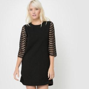 Suknia koronkowa z rękawem 3/4 CIRIEL SUNCOO