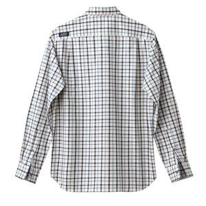 Long-Sleeved Check Print Shirt OXBOW