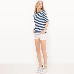 Gestreept T-shirt met korte mouwen LEVI'S