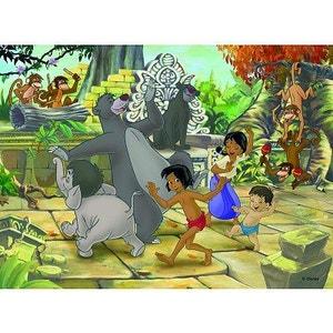 Puzzle 60 pièces - Dansons : Le livre de la jungle NATHAN