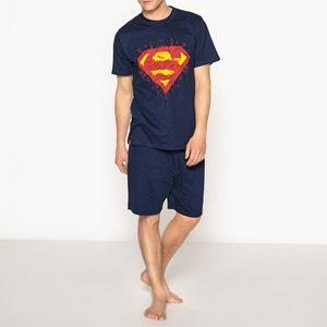 Pijama em algodão, estampado, Superman SUPERMAN
