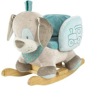 Bascule petit chien Nattou modèle Cyril collection Gaston & Cyril NATTOU