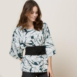 Bluse, Kimono-Style CEDRIC CHARLIER