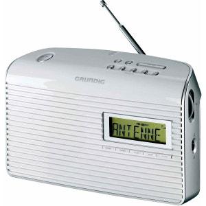 Radio GRUNDIG MUSIC 61 BLANC GRUNDIG