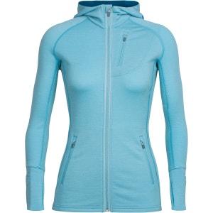 Quantum - Sweat-shirt Femme - bleu ICEBREAKER