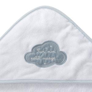 """Cape de bain + gant """"Dans les nuages"""" 400 g/m² R mini"""