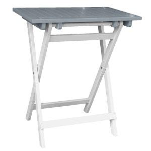 Table de jardin la redoute - Petite table de jardin pliante ...