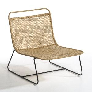 E. Gallina Théophane Rattan Lounge Armchair AM.PM.