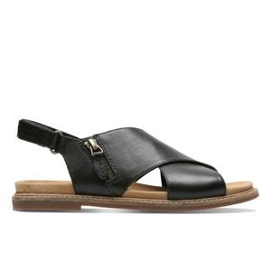 Leren sandalen Corsio Calm CLARKS