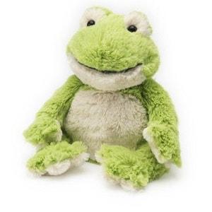 Bouillotte peluche grenouille INTELEX