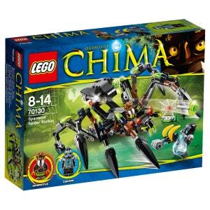 Lego 70130 Chima : Le tank araignée de Sparratus LEGO