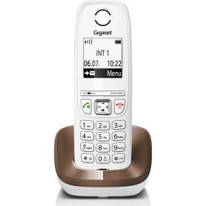 Telephones sans fil  GIGA AS 405 CHOCOLAT SIEMENS
