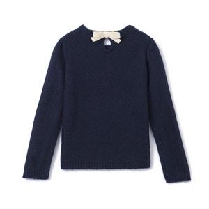 Пуловер с круглым вырезом, из тонкого трикотажа La Redoute Collections