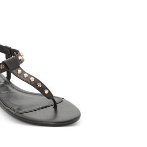 Sandales cuir plates Laciee DUNE LONDON