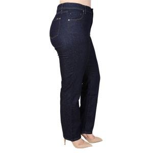 Jeans  bleu brut droit JIULY