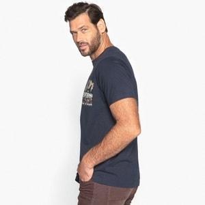 Camiseta con cuello tunecino, manga corta CASTALUNA FOR MEN
