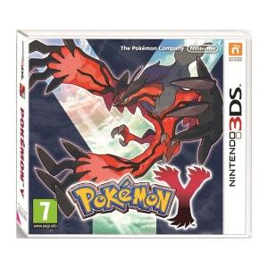 Pokémon Y 3DS NINTENDO