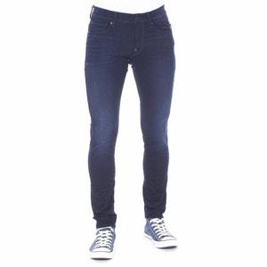 Jeans G Star Revend Super Slim Bleu Fonce Delave Homme G STAR