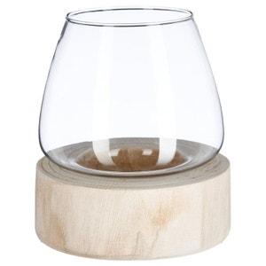 lanterne photophore cube lumineux la redoute. Black Bedroom Furniture Sets. Home Design Ideas
