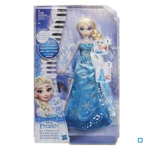 La Reine des Neiges - Elsa Robe Musicale - HASC0455EU40 HASBRO