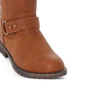 Boots with Ankle Straps CASTALUNA