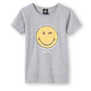 Camiseta con lentejuelas