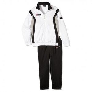 Survêtement Suit Stars Cuff White/Black Jr LOTTO