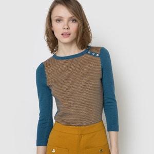 Jacquard Jumper/Sweater MADEMOISELLE R