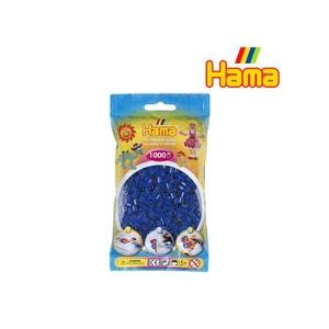 Hama 207-08 Perles en sachet - Bleu HAMA