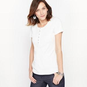Pima Cotton T-Shirt ANNE WEYBURN