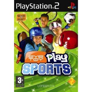 Eyz Toy Play Sport ( nécessite la caméra Eye Toy ) pour PS2 SONY