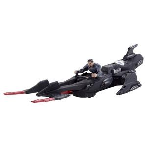Véhicule avec figurine Superman : Jet furtif du Général Zod MATTEL