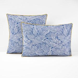 Taie d'oreiller imprimée, Mistral Bleu La Redoute Interieurs