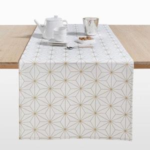 Chemin de table Noel Nordic Star, imprimé coloris La Redoute Interieurs