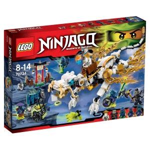 Lego 70734 Ninjago : Le dragon de Maître Wu LEGO