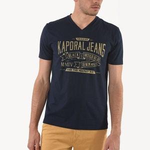 T-shirt con scollo a V, maniche corte KAPORAL 5