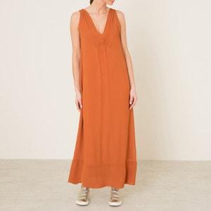 Kleid, lange Form POMANDERE