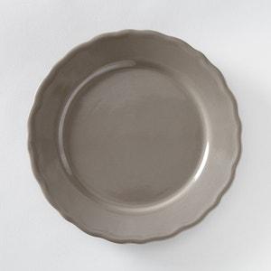 Piatto per dessert smerlato (confezione da 4), Ajila La Redoute Interieurs