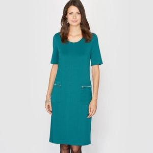 Kleid, Reliefstrick ANNE WEYBURN